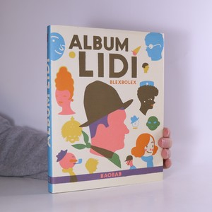 náhled knihy - Album lidí