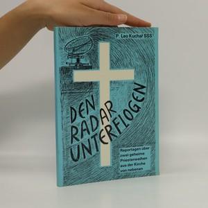 náhled knihy - Den Radar Unterflogen