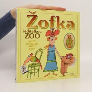 náhled knihy - Žofka ředitelkou ZOO