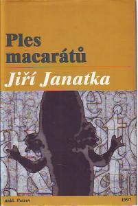 náhled knihy - Ples macarátů