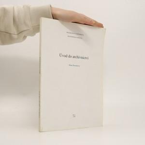 náhled knihy - Úvod do archivnictví