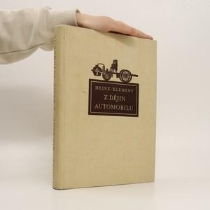 náhled knihy - Z dějin automobilu