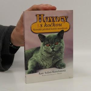 náhled knihy - Hovory s kočkou : nezvyklý přehled kočičí moudrosti