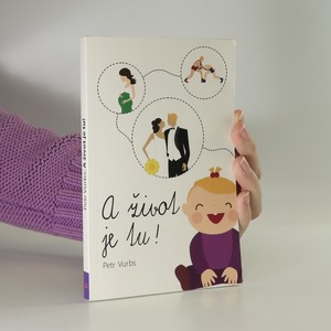 náhled knihy - A život je tu!