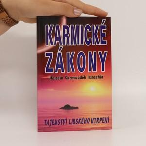 náhled knihy - Karmické zákony : tajemství lidského utrpení