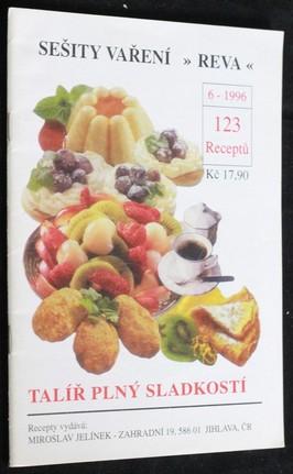 náhled knihy - Sešity vaření