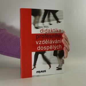 náhled knihy - Didaktika profesního vzdělávání dospělých