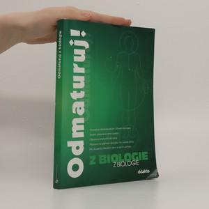 náhled knihy - Odmaturuj! z biologie