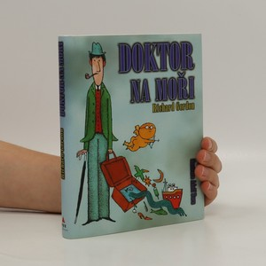náhled knihy - Doktor na moři