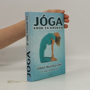 náhled knihy - Jóga : krok za krokem