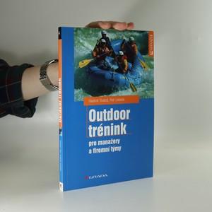 náhled knihy - Outdoor trénink pro manažery a firemní týmy