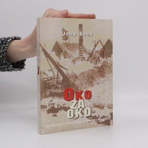 náhled knihy - Oko za oko : neznámá historie židovské msty na Němcích v roce 1945