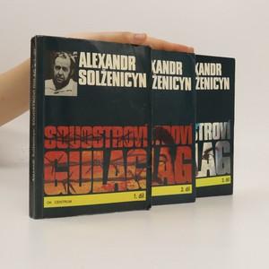 náhled knihy - Souostroví Gulag I-III díl (3 svazky, komplet)