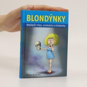 náhled knihy - Blondýnky : nejlepší vtipy, anekdoty a hádanky