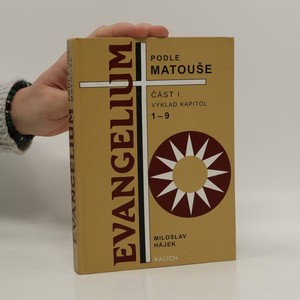 náhled knihy - Evangelium podle Matouše - část I. výklad kapitol 1 - 9