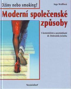 náhled knihy - Džíny nebo smoking? Moderní společenské způsoby.
