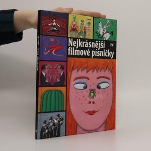 náhled knihy - Nejkrásnější filmové písničky