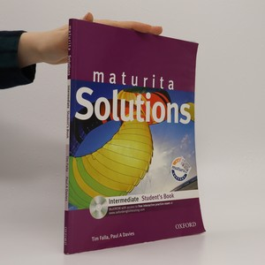 náhled knihy - Maturita solutions : intermediate : student's book