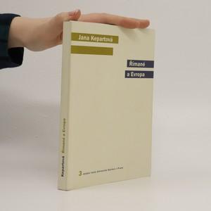 náhled knihy - Římané a Evropa : [antické dědictví v evropské kultuře]