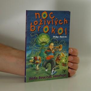 náhled knihy - Noc oživlých brokol