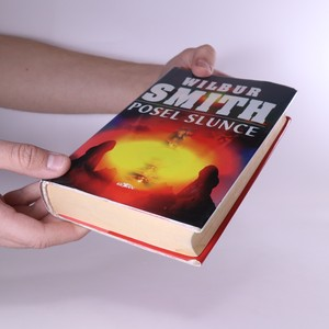 antikvární kniha Posel slunce, 1998
