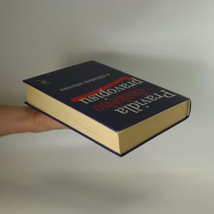 antikvární kniha Pravidla českého pravopisu s výkladem mluvnice, 2005