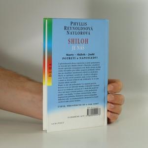antikvární kniha Shiloh je náš!, 2001