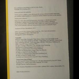 antikvární kniha Prázdné místo, 2013