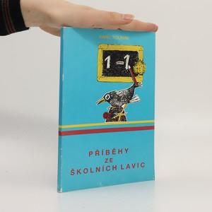 náhled knihy - Příběhy ze školních lavic