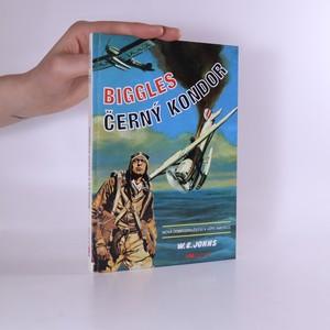 náhled knihy - Černý kondor. Biggles 2