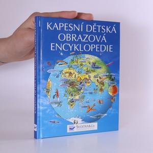 náhled knihy - Kapesní dětská obrazová encyklopedie