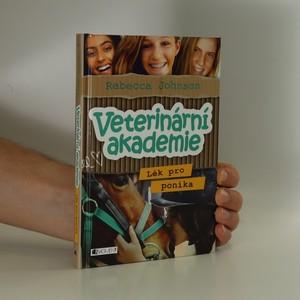 náhled knihy - Veterinární akademie. Lék pro poníka