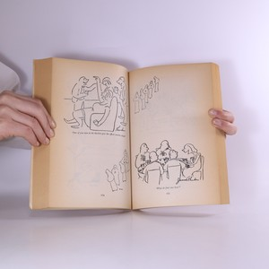 antikvární kniha Vintage Thurber. A collection in two volumes of the best writings and drawings of James Thurber. With an introduction by Helen Thurber. Volume 1, 1983