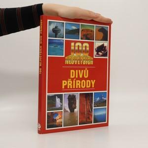 náhled knihy - 100 největších divů přírody