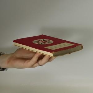 antikvární kniha Vzpomínky na dětství, 1963