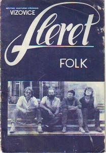náhled knihy - Fleret folk