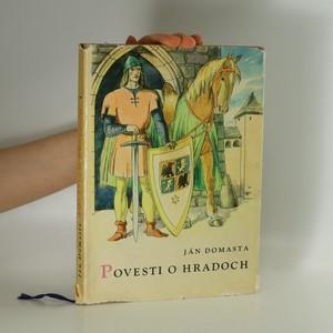 náhled knihy - Povesti o hradoch 1. díl (slovensky)