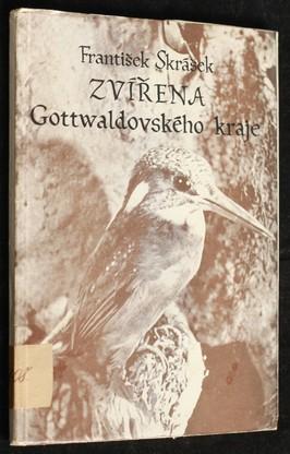 náhled knihy - Zvířena Gottwaldovského kraje