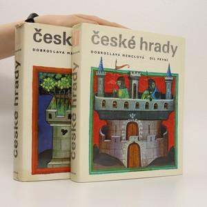 náhled knihy - České hrady. (1. - 2. díl, 2 svazky)