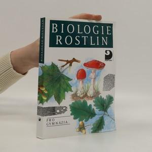 náhled knihy - Biologie rostlin (pár prostředních stránek vypadlých a slepených viz foto)