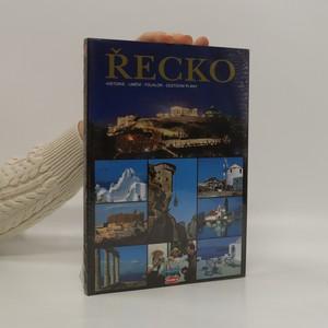 náhled knihy - Řecko. Historie, umění, folklor, cestovní plány (zabalená)