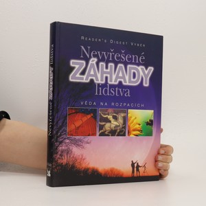 náhled knihy - Nevyřešené záhady lidstva