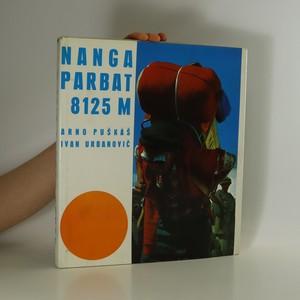náhled knihy - Nanga Parbat 8125 m (slovensky)