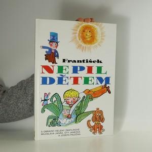 náhled knihy - František Nepil dětem