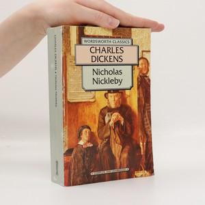 náhled knihy - Nicholas Nickleby (anglicky)