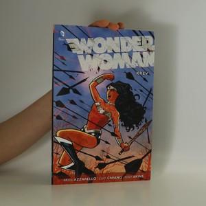 náhled knihy - Wonder Woman: Krev: Kniha první
