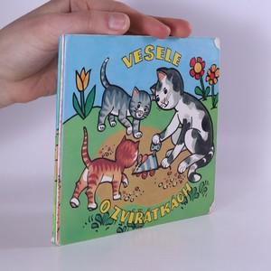 náhled knihy - Vesele o zvířátkách