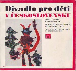 náhled knihy - Divadlo pro děti v Československu