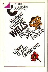 náhled knihy - Příběh pana Pollyho. Láska a pan Lewisham.