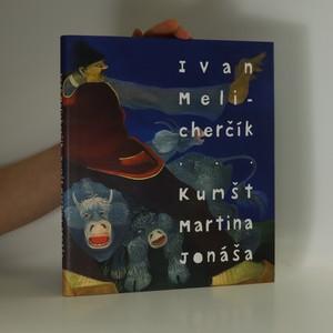 náhled knihy - Kumšt Martina Jonáša (slovensky)
